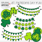 St. Patrick's Day Clipart Fun