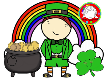 St Patrick's Day Clipart (Personal & Commercial Use)