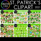St. Patrick's Day Clipart Surprise 2021 (Creative Clips Clipart)