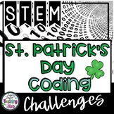 "St. Patrick's Day Coding ""Unplugged"""
