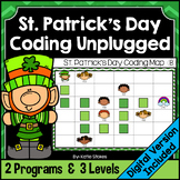 St. Patrick's Day Coding Unplugged