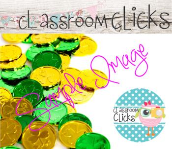St. Patrick's Day Coins Image_329:Hi Res Images for Bloggers & Teacherpreneurs