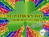 St. Patrick's Day Color Match Game