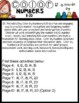 St. Patrick's Day Color by Numbers 11-20 Activities