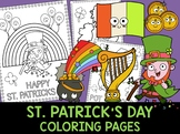 St. Patrick's Day Coloring Pages - The Crayon Crowd, Lepre