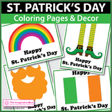 St. Patrick's Day Bulletin Board and Decor