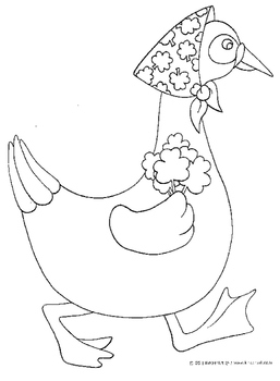 St. Patrick's Day Coloring Pages and Printables