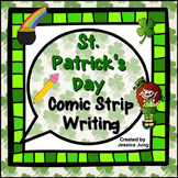 St. Patrick's Day Comic Strip Writing