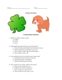St. Patrick's Day Comprehension Questions