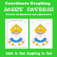 St.Patrick's Day Coordinate Graphing Picture:Saint Patrick