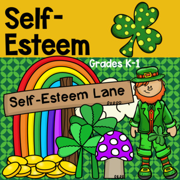 St. Patrick's Day Counseling Activity for Grades K-1
