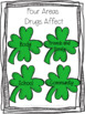 St. Patrick's Day Counseling Activity on Drug Awareness, Grades 4-6