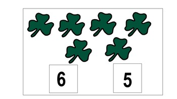 St. Patrick's Day Count Book
