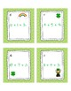 St. Patrick's Day Count the Room-ADDING 3 NUMBERS