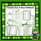 St. Patrick's Day Counting Book - Emergent Reader - Number