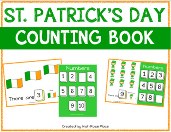 St. Patrick's Day Counting Books (Adapted Book)
