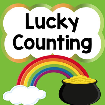 St Patrick's Day Counting 1-20