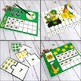 St. Patrick's Day Counting Pack - Hands on Counting Activities for Numbers 1-20