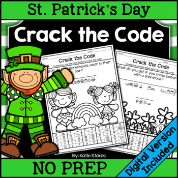 St. Patrick's Day Crack the Code