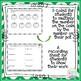 St. Patrick's Day Craft : 2 Digit Multiplication
