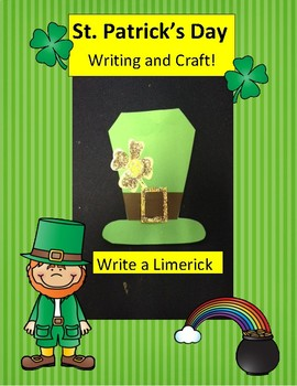 St Patrick's Day Craft: Craft and Poem