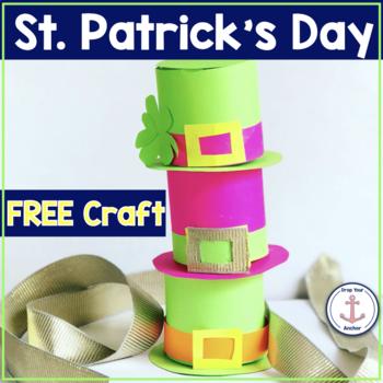 St Patrick's Day Craft FREEBIE
