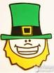 St. Patrick's Day Craft- I am Lucky Writing Craft