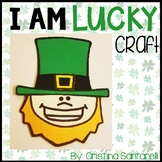 St. Patrick's Day Craft- I am Lucky Writing Craft