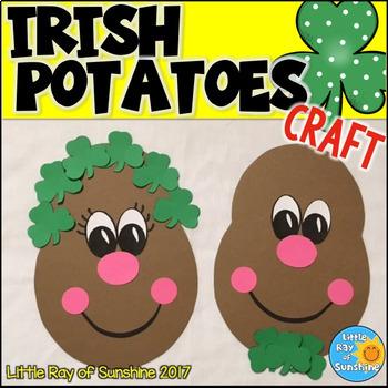 St. Patrick's Day Craft: Irish Potatoes