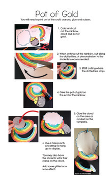 St. Patrick's Day Craft - Pot of Gold