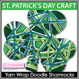 Shamrock Craft | St. Patrick's Day Art Activity