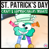 Shamrock Craft   St. Patrick's Day Craft