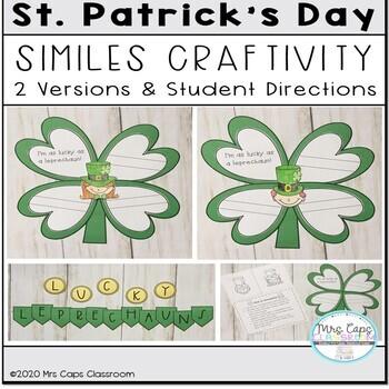 St. Patrick's Day Craftivity