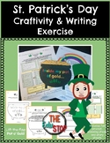 St. Patrick's Day Craftivity & Writing Exercise