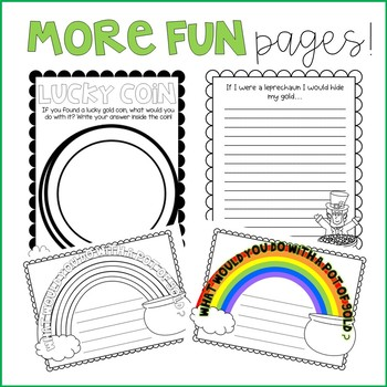 St. Patrick's Day Crafts and Activities