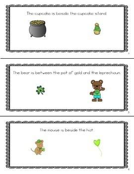 St. Patrick's Day Create-a-Scene Interactive Book
