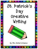 St Patrick's Day Creative Writing