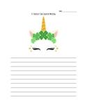 St. Patrick's Day Creative Writing