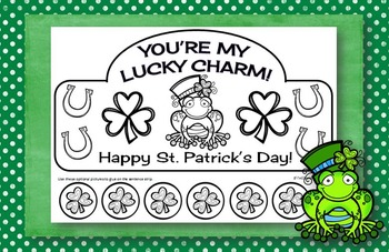 St. Patrick's Day Crown 1