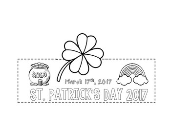 St Patrick's Day Crown