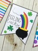 St. Patrick's Day Classroom Decorations
