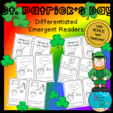 St. Patrick's Day Differentiated Emergent Readers