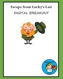 St. Patrick's Day Digital Breakout