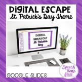 St. Patrick's Day Digital Escape (Google Slides)