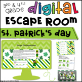 St. Patrick's Day Digital Escape Room