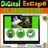 St. Patrick's Day Digital Escape™ Room