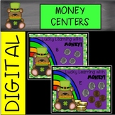 St. Patrick's Day Digital Money Centers