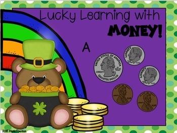 St. Patrick's Day Digital Money Centers