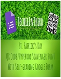 St. Patrick's Day Digital Scavenger Hunt