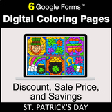 St. Patrick's Day: Discount, Sale Price, Savings - Digital